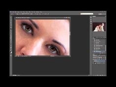 Photoshop Tutorial for popping detail in eyes