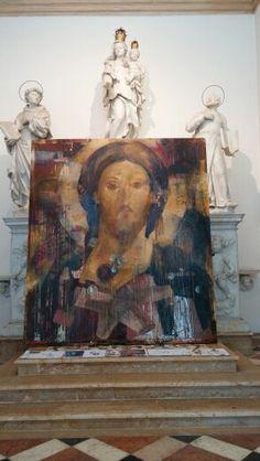 Oratorio della Barchessa di Limena. Opere di S.Reolon