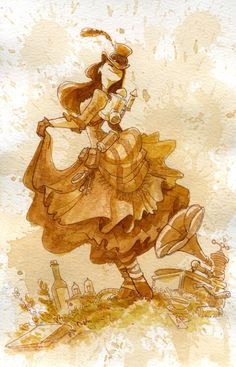 """""""Happiness"""" by Brian Kesinger"""