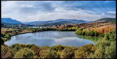 Lago Carucedo (León). Origen tectónico.
