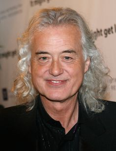 """Jimmy Page - Premiere Of """"It Might Get Loud"""" - After Party - TIFF 2008"""