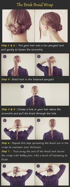 Beauty Tutorials: Hair tutorials