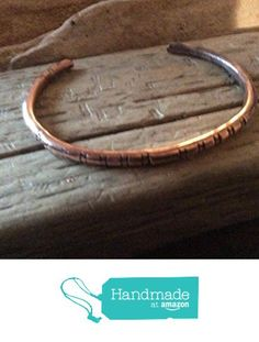 Hand Made , Hand Forged , Hand Stamped Men's Copper Cuff Bracelet https://www.amazon.com/dp/B01MRM30AD/ref=hnd_sw_r_pi_dp_Dt5lybMG1HM08 #handmadeatamazon