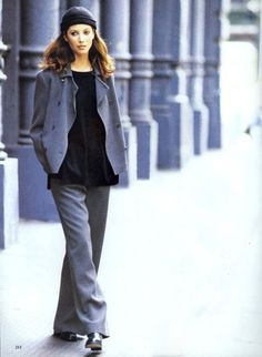 Christy Turlington by Arthur Elgort