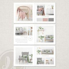 Interior Design Magazine, Interior Design Portfolios, Interior Design Boards, Interiors Magazine, Interior Design Kitchen, Modern Interior Design, Portfolio Design Layouts, Layout Design, Design Design