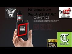 Vk vape's review on Smok AL85 Kit (Greek)