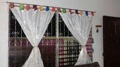 Martha carolina Silva confecciono cortinas