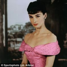 Audrey Hepburn was dressed by Edith in   Roman Holiday, 1953    Read more: http://www.dailymail.co.uk/home/you/article-1159633/Edith-Head-Lessons-old-school-glamour.html#ixzz1y4BUWVcm