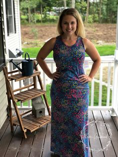 5aceebd669493 All new LuLaRoe Dani!! Tank Top Dress!! Grab yours at shopkerriguimond.