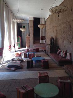 Beldi country-club Marrakech, Morocco