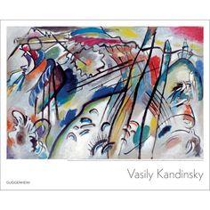 Vasily Kandinsky, Improvisation 28
