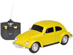 Carrinho de Controle Remoto Volkswagen Fusca - CKS 07 Funções com as melhores condições você encontra no Magazine Edmilson07. Confira!
