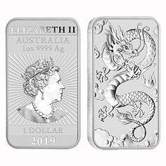 Silver Coins For Sale, Wealth, Dragon, Bar, Store, Gold, Larger, Dragons, Shop