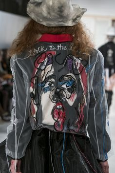 notordinaryfashion: Maison Margiela Spring 2017 Haute Couture Please take a moment and donate to My Go Fund Me. Any amount is appreciated