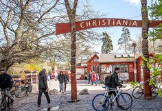 Christiania, Christianshavn, Copenhagen, Denmark