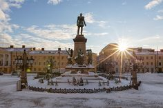 Highlights from Our Visit to #Helsinki #Finland - Hecktic Travels