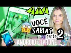 """TRUQUES """"ESCONDIDOS"""" NO SEU CELULAR #2   Juliana Motta - YouTube"""