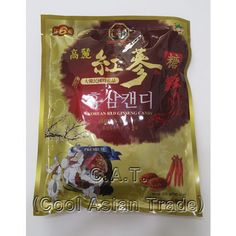 Korean Red Ginseng Candy Essence As The Main Material 200g #KoreanGinseng
