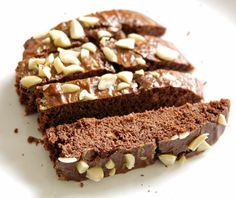 Chocolate Bread Recipe - (How about for french toast?)
