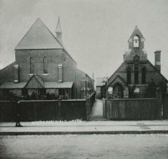 PHBOS_2_707 St Pauls Church, Mill Road, Northumberland Heath c1900