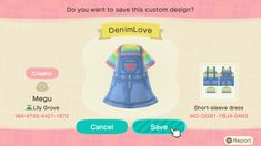 Amazing Fan-Made Custom Designs In Animal Crossing: New Horizons - myPotatoGames Animal Crossing Qr Codes Clothes, Animal Crossing Pocket Camp, Animal Crossing Game, Face Design, Famous Last Words, New Leaf, Animal Drawings, Animals And Pets, Baby Animals