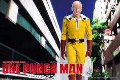 《一拳超人模型》埼玉表示沒有可以讓我認真的對手啊〝爆〞 - 圖片6