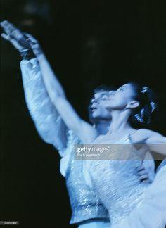 Photo d'actualité : English ballerina Margot Fonteyn and Russian...