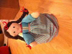 Topsy turvy doll!! I have made for a friends little girl- I made the same one for my granddaughter and she loves it!!