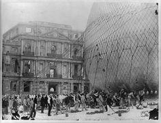 Le ballon captif d'Henri Giffard - Paris - 1878 | par LucEdouard