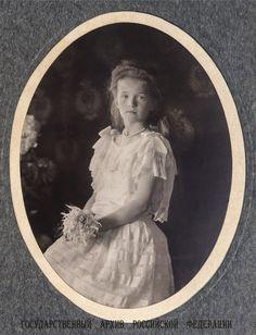 Grand Duchess Olga, 1906