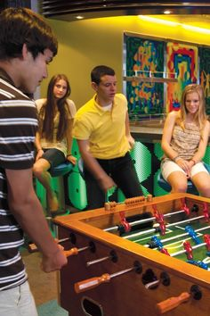 Have the best family trip ever with your teen. Royal Caribbean lets your young adults pick and choose what they want to do.