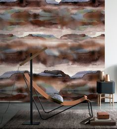 Iron Wallpaper by Casamance | Jane Clayton