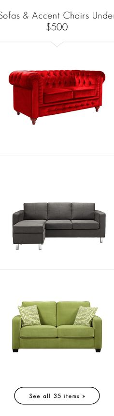 Sofa Mart  Sofas u Accent Chairs Under by avaracc liked on Polyvore featuring home