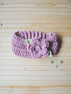 Fard à joues de bandeau, fard à joues nouveau-né, fard à joues d'oreille plus chaud, turban de fleur, fard à joues casque, oreille rose chaud, nouveau-né fille cadeau, cadeau de bébé fille