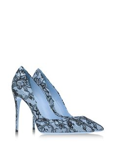 Dolce & Gabbana Pumps in Blue (Turquoise)