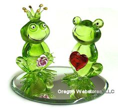 Boo & Boo and Boo frogs - LOL