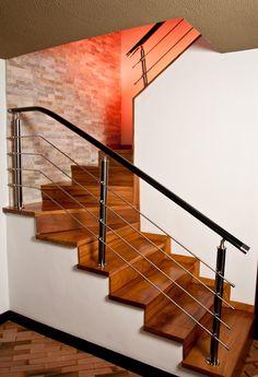 barandillas interiores escaleras