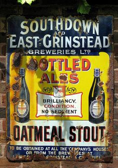 Old Sussex Breweries by The Quaffer, via Flickr