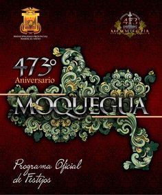 473º aniversario de Fundación Española de la ciudad de Moquegua