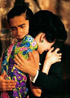 Maggie Cheung in In The Mood for Love, Wong Kar-Wai, 2000