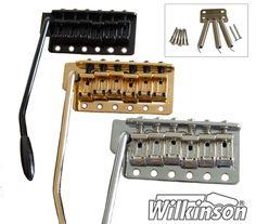 Northwest Guitars - Wilkinson Vintage Trem System - With Solid Steel Block