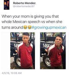 #growingupmexican