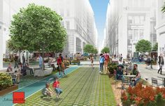 Driverless Future Challenge finalists envision autonomous transit solutions for NYC - Archinect