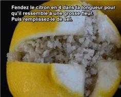 préparation citron confit sel comment faire