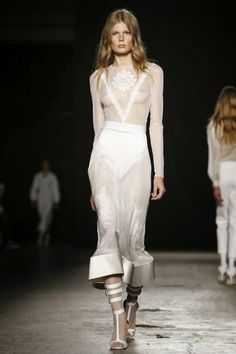 FRANCESCO SCOGNAMIGLIO - Spring Summer 2015 - Milan Fashion Week