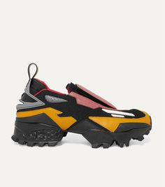 Reebok by Pyer Moss Mesh Rubber and Leather Slip-On Sneakers Copenhagen Style, Copenhagen Fashion Week, Pinterest Photos, Life Design, Fashion Brands, Fashion Designers, Slip On Sneakers, Leather Slip Ons, Who What Wear