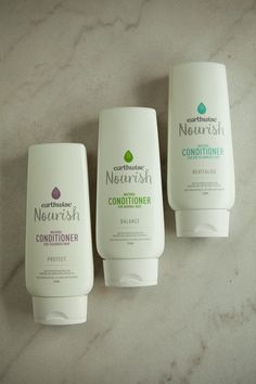earthwise nourish conditioners
