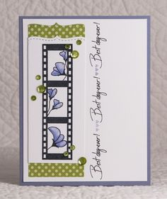 Design It Monday ~ Sweet Pea & Journey Stamp Sets