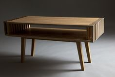 The Comb Table by sofia linden at Coroflot.com