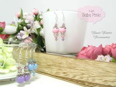 Baby Blue, Free Delivery, Annie, Glass Vase, Place Cards, Lavender, Place Card Holders, Pink, Accessories